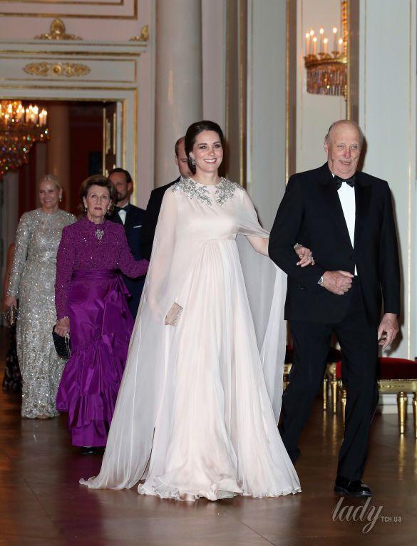 Герцогиня Кембриджская и принц Уильям в Норвегии_6