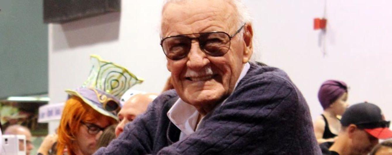 У США госпіталізували творця коміксів Marvel Стена Лі