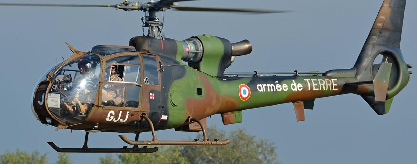 У Франції розбилися два військові вертольоти: загинуло щонайменше п'ятеро осіб