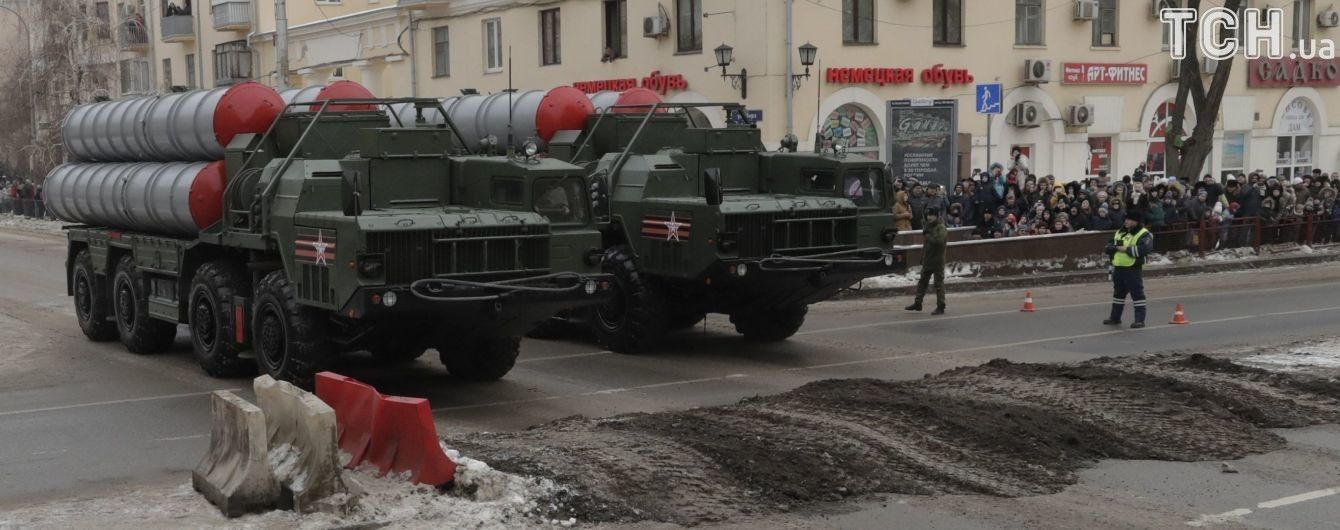 Індія вирішила купити у Росії С-400 попри загрозу американських санкцій