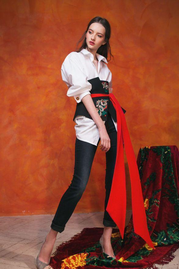 Лукбук коллекции одежды от бренда 2KOLYORY_1