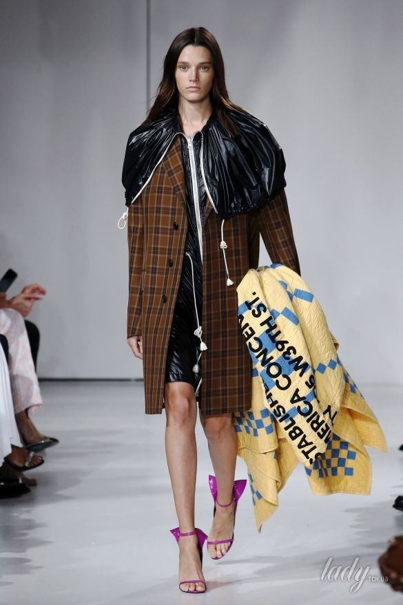 Коллекция Calvin Klein прет-а-порте сезона весна-лето 2018_30