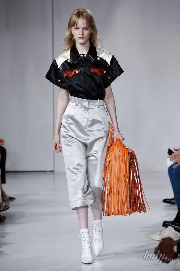 Коллекция Calvin Klein прет-а-порте сезона весна-лето 2018_32