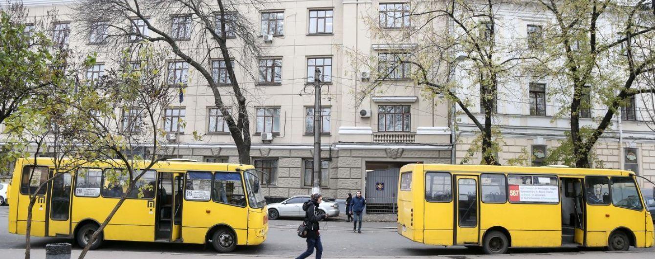 В Киеве до 2024 года могут отменить маршрутки