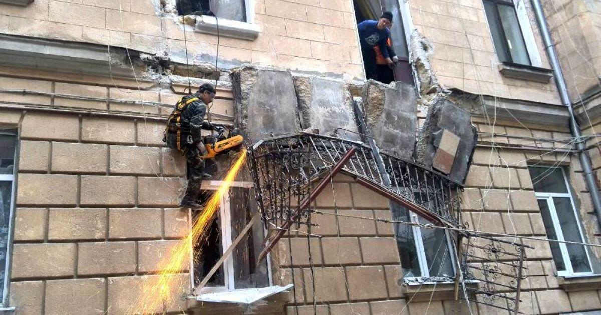 @ Главное управление ГосЧС в Одесской области/facebook