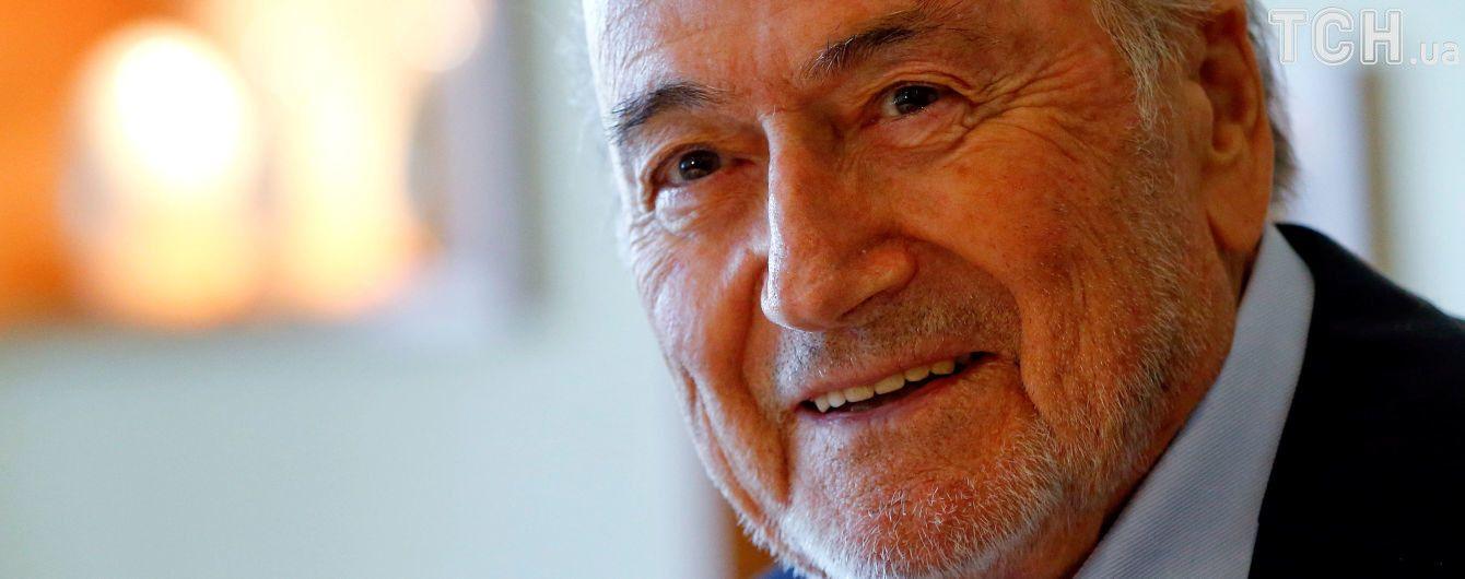 Екс-бос ФІФА може подати до суду на організацію