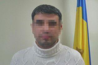 """""""Экс-чиновник"""" оккупированного Крыма ехал в Украину для получения биометрики"""