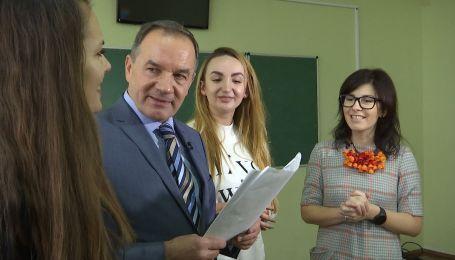 Мэр под прикрытием: глава Глухова попробовал себя в роли преподавателя