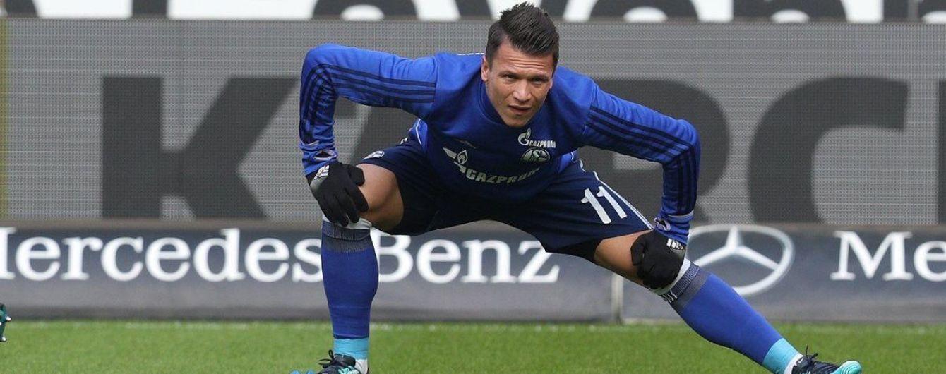 Неймовірні промахи Коноплянки та Ярмоленка потрапили до топ-10 моментів Бундесліги