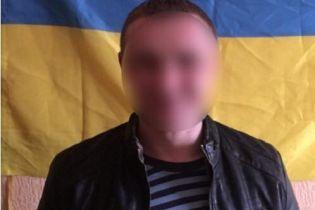"""У Києві затримали """"мінувальника"""" супермаркету просто поруч з """"замінованим"""" об'єктом"""