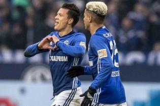 Коноплянка благодаря невероятному ляпу от вратаря забил в чемпионате Германии