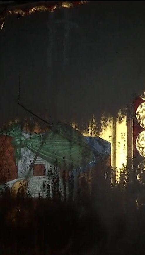 Поліція з'ясовує причини пожежі церкви Московського патріархату у Львові