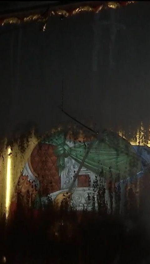 Полиция выясняет причины пожара церкви Московского патриархата во Львове