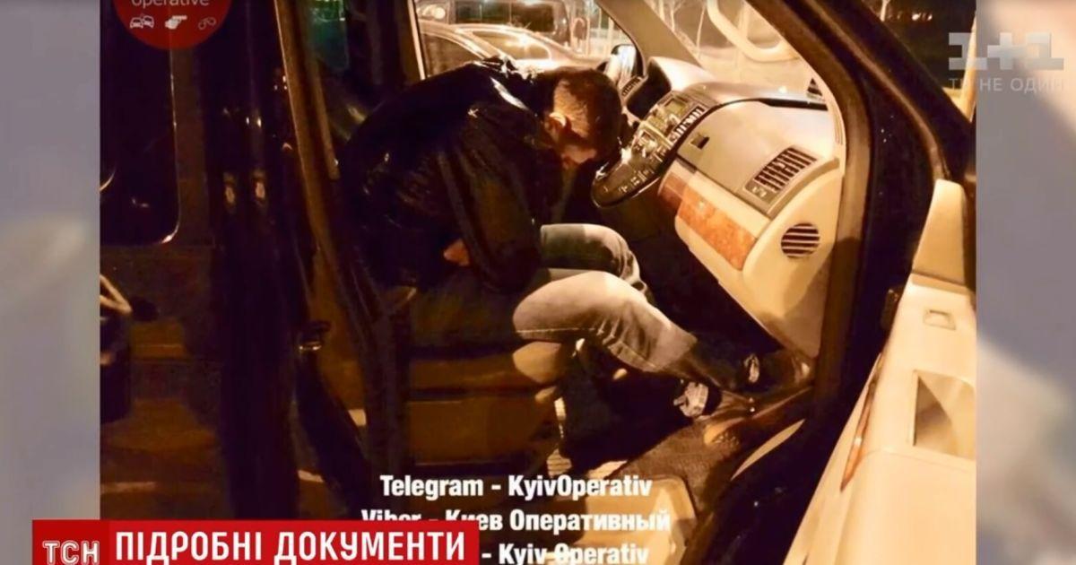 П'яний водій-винуватець ДТП у Києві тицяв поліцейським посвідчення помічника нардепа