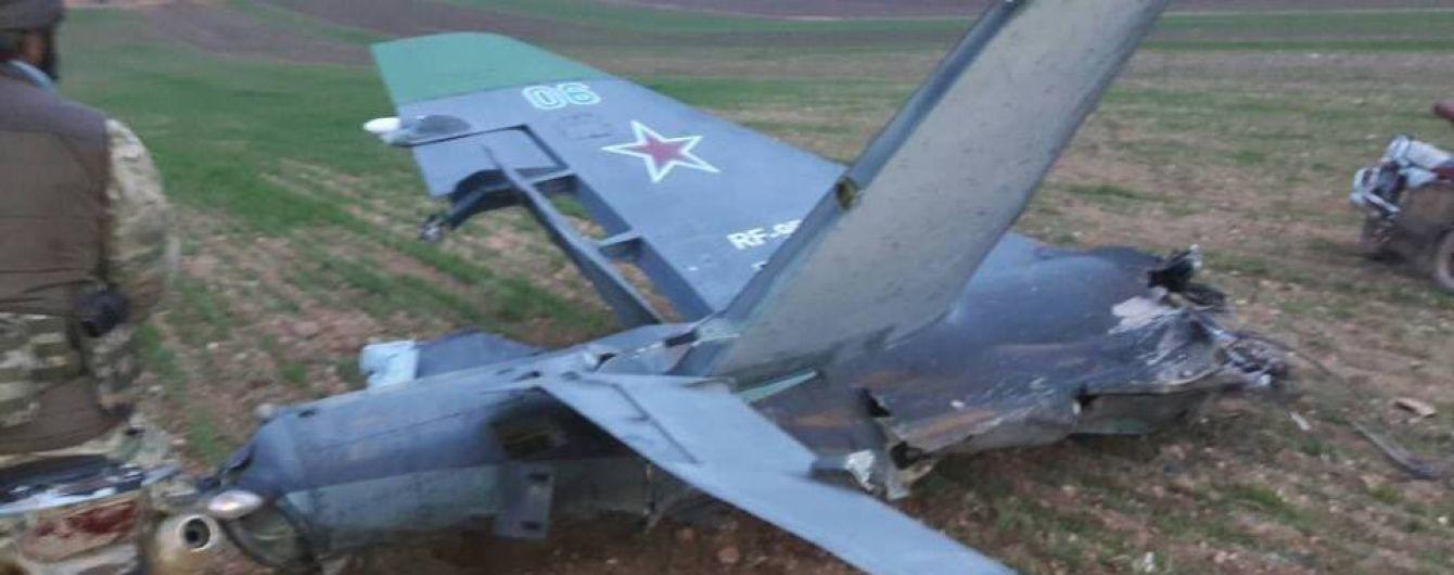 Погибшим в Сирии пилотом оказался предавший Украину военный