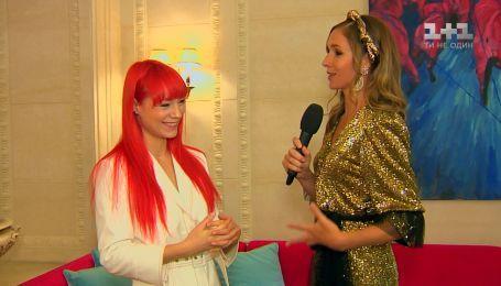 Світлана Тарабарова розповіла, як доглядає за волоссям