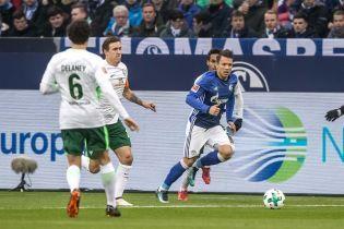 Коноплянка с большим отрывом стал лучшим игроком матча чемпионата Германии