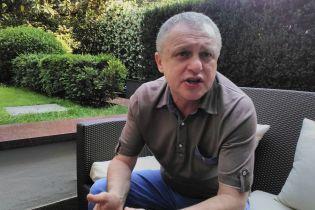"""Суркис не вел переговоры ни с одним из тренеров: если Хацкевич убедит меня, то останется в """"Динамо"""""""