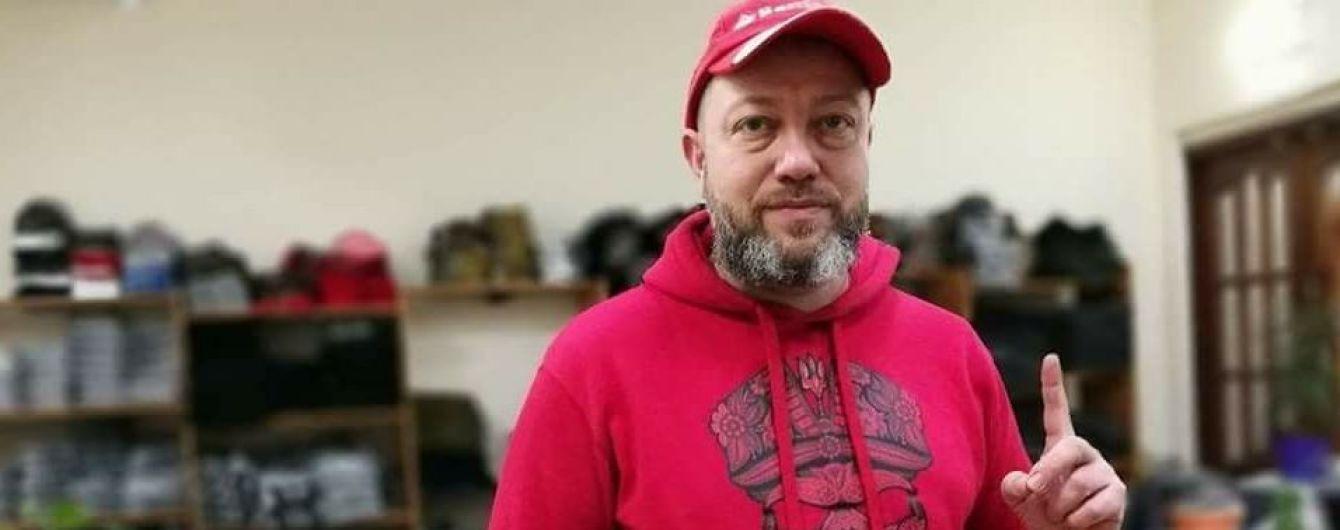 В Днепре попрощались с волонтером Краснопольским, который погиб в ДТП