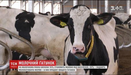 В Украине введут ограничения по использованию молока второго сорта
