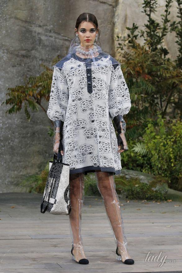 Коллекция Chanel прет-а-порте сезона весна-лето2018_60