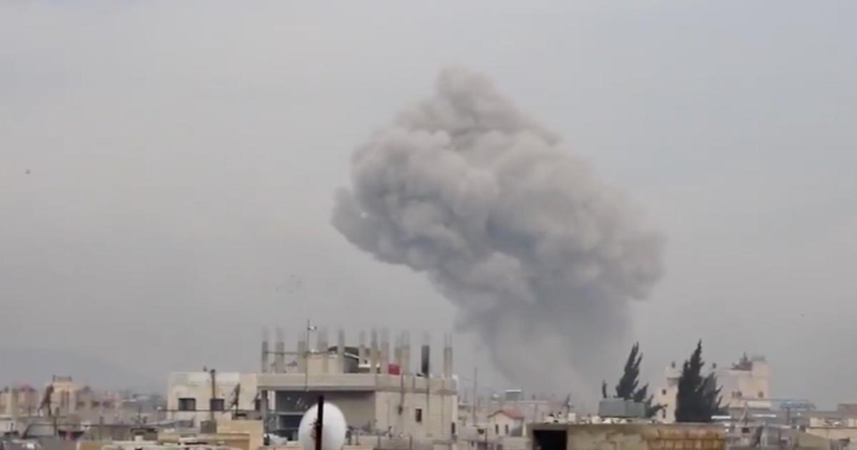 В Сирии после ударов авиации РФ погибли мирные жители