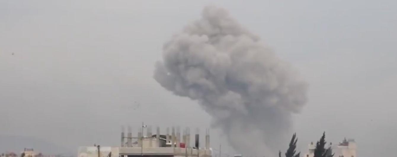 Росія озвучила свої цілі в сирійській провінції Ідліб
