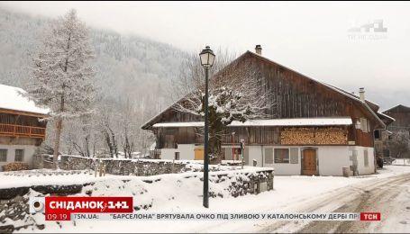 Мій путівник. Альпи – 100-літні будинки та двері у Нарнію