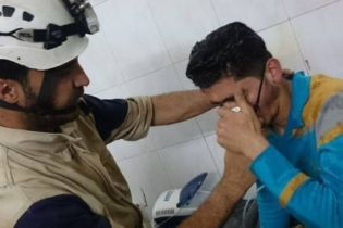Асад застосував хімічну зброю проти повстанців, котрі збили російський Су-25 - ЗМІ