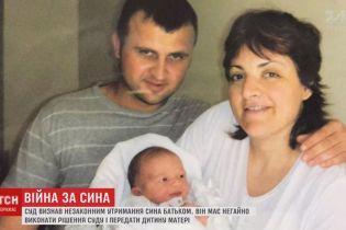 Батько не віддає матері онкохворого сина, який потребує діагностики за кордоном