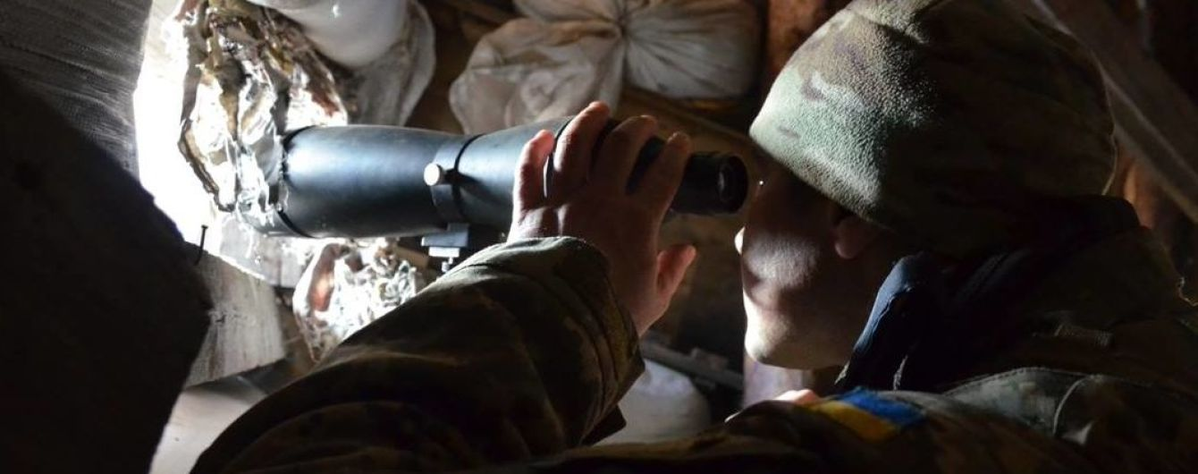 На Донбассе погиб украинский военный, еще один боец - ранен. Сутки в зоне АТО