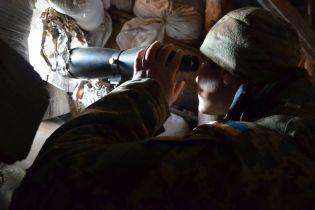 С начала суток боевики 12 раз обстреляли украинских военных