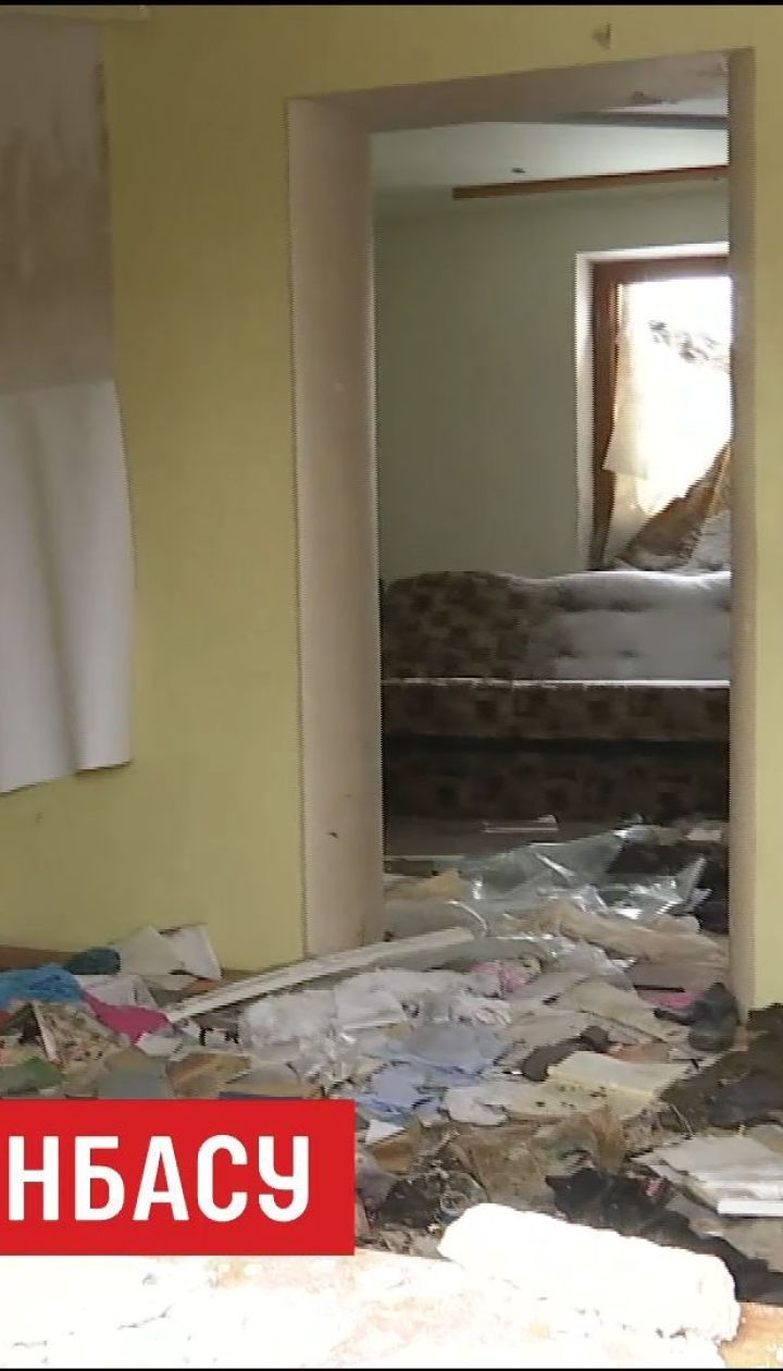 Власники обгорілих будинків у Пісках не можуть отримати допомогу за зруйноване житло