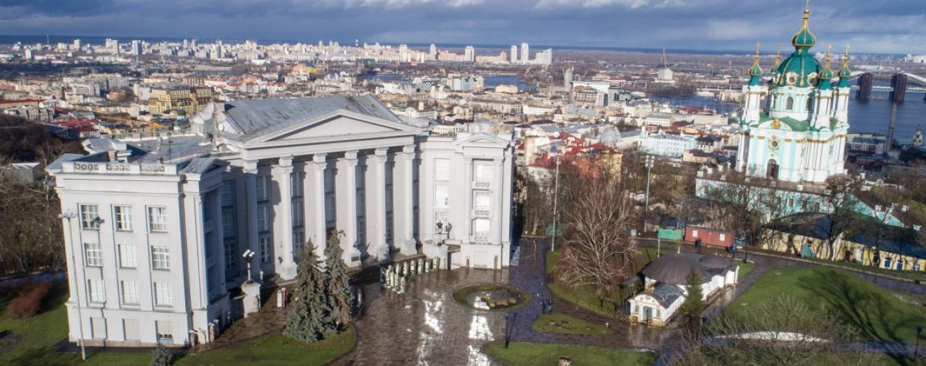 Киевсовет рассмотрит петицию сноса часовни УПЦ МП возле музея истории в Киеве