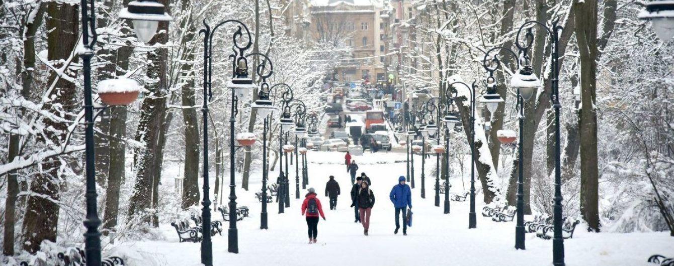 В Украине снова похолодает и будет идти снег. Прогноз погоды на 13-17 февраля