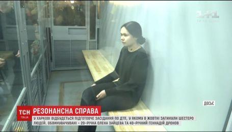 Суд готовится пересмотреть меру пресечения двум обвиняемым в харьковском ДТП