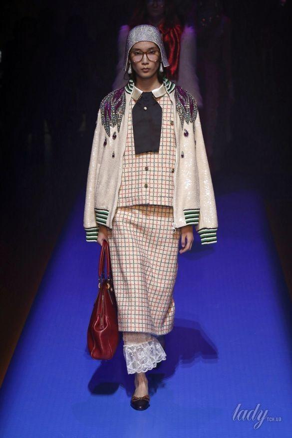 Коллекция Gucci прет-а-порте сезона весна-лето 2018_8