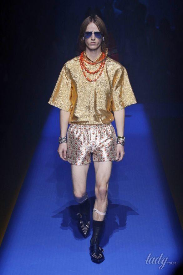 Коллекция Gucci прет-а-порте сезона весна-лето 2018_37