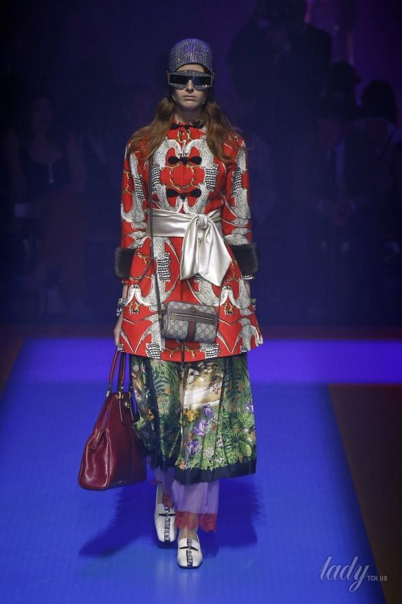Коллекция Gucci прет-а-порте сезона весна-лето 2018_34