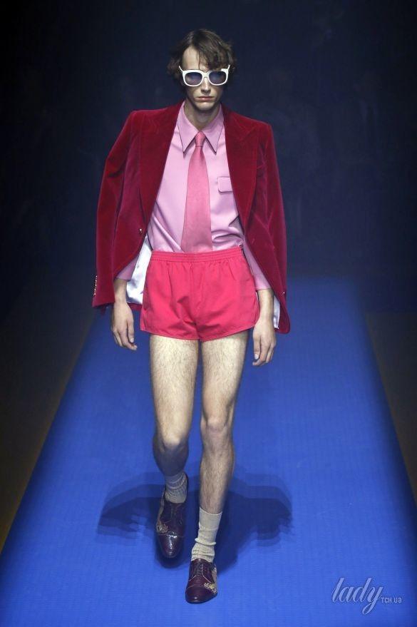 Коллекция Gucci прет-а-порте сезона весна-лето 2018_63