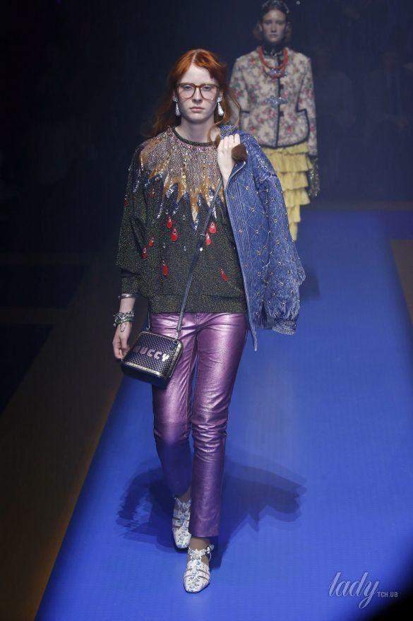 Коллекция Gucci прет-а-порте сезона весна-лето 2018_70