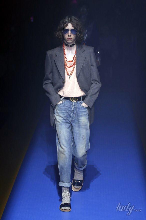 Коллекция Gucci прет-а-порте сезона весна-лето 2018_78