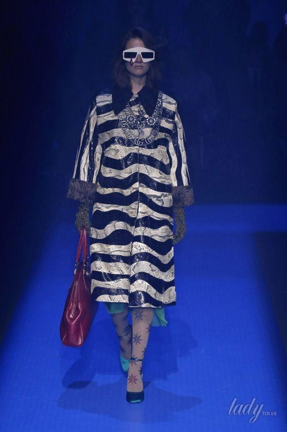 Коллекция Gucci прет-а-порте сезона весна-лето 2018_73