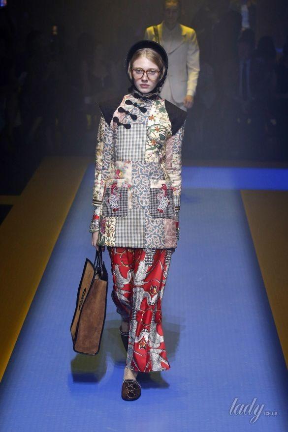 Коллекция Gucci прет-а-порте сезона весна-лето 2018_83