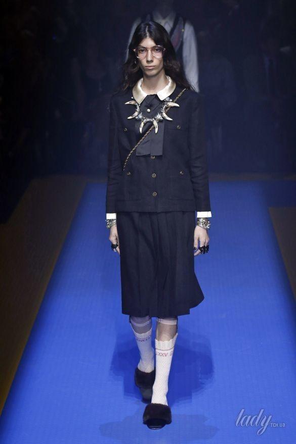 Коллекция Gucci прет-а-порте сезона весна-лето 2018_79