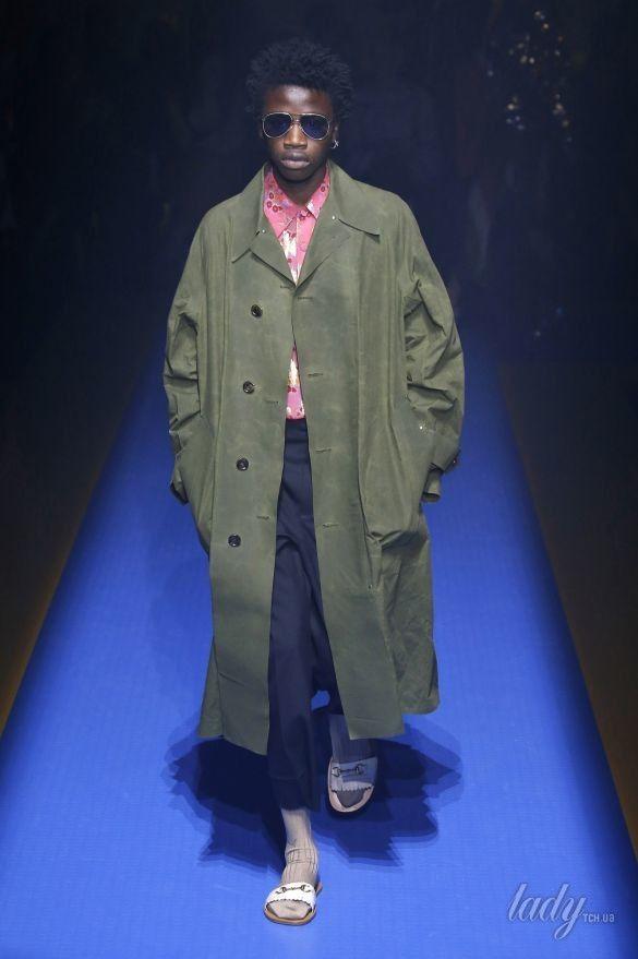 Коллекция Gucci прет-а-порте сезона весна-лето 2018_93