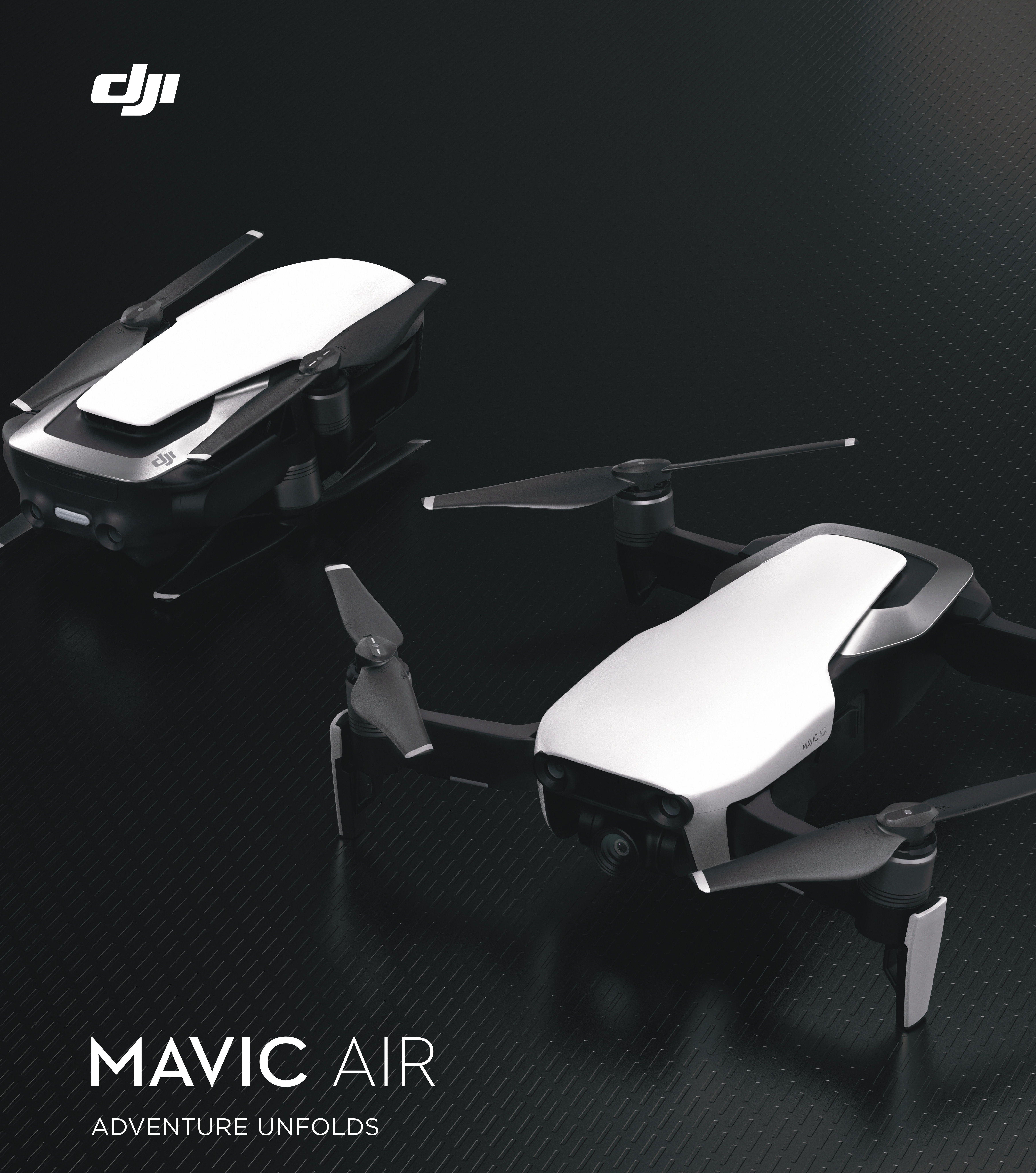 Дрон DJI Mavic Air_3