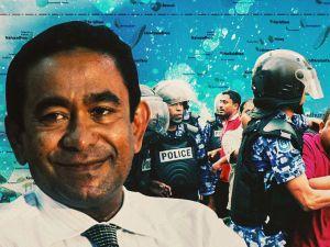 """Почему """"райские"""" Мальдивы охватил кризис"""