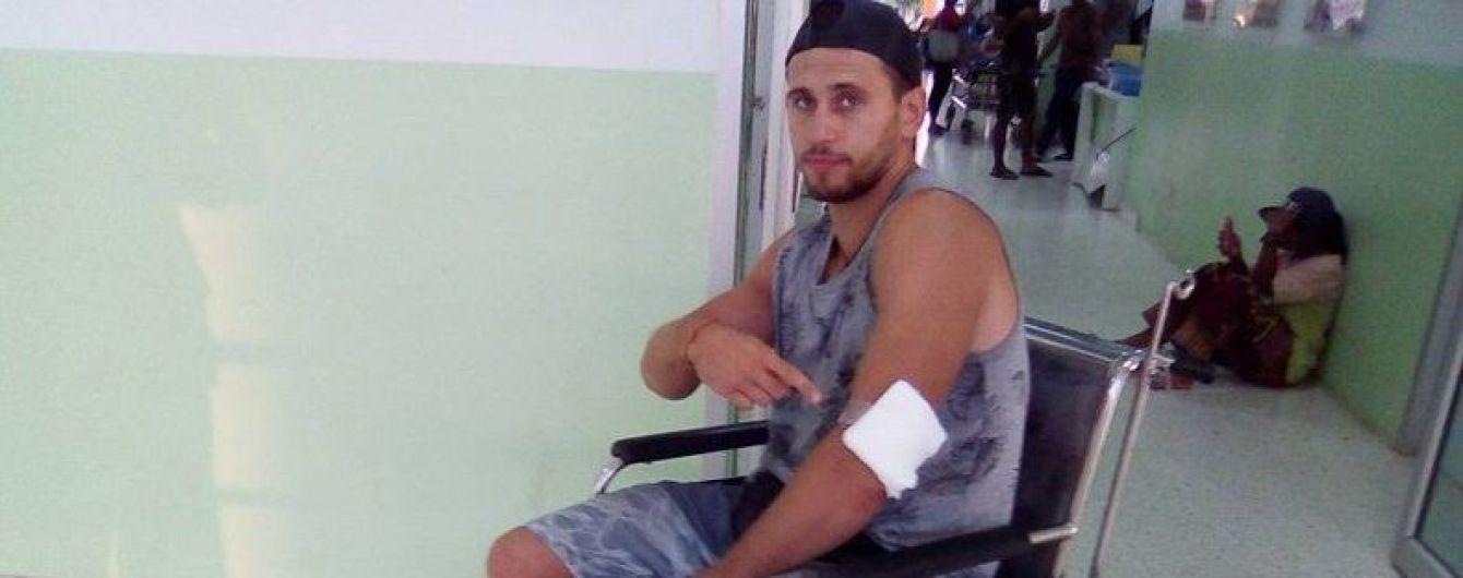 У Таїланді місцевий матрос штрикнув ножем українця