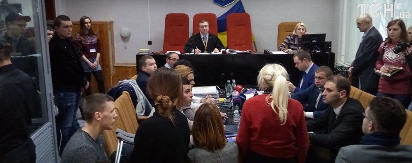 ДТП в Харькове. Суд огласил выводы технической экспертизы автомобилей Зайцевой и Дронова